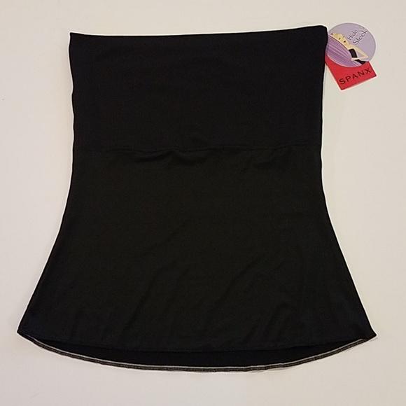 304716ba2814c NWT Spanx XL Strapless Cami Hide   Sleek Shapewear.  M 5b6f5f2c12cd4a8e295b42a8